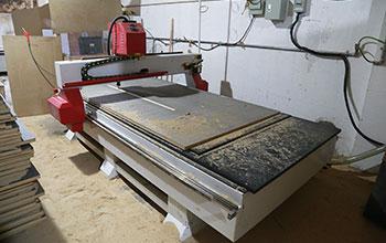 木板雕刻机