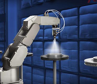 机器人应用-喷涂