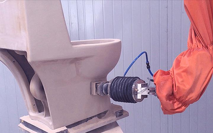马桶打磨机械人