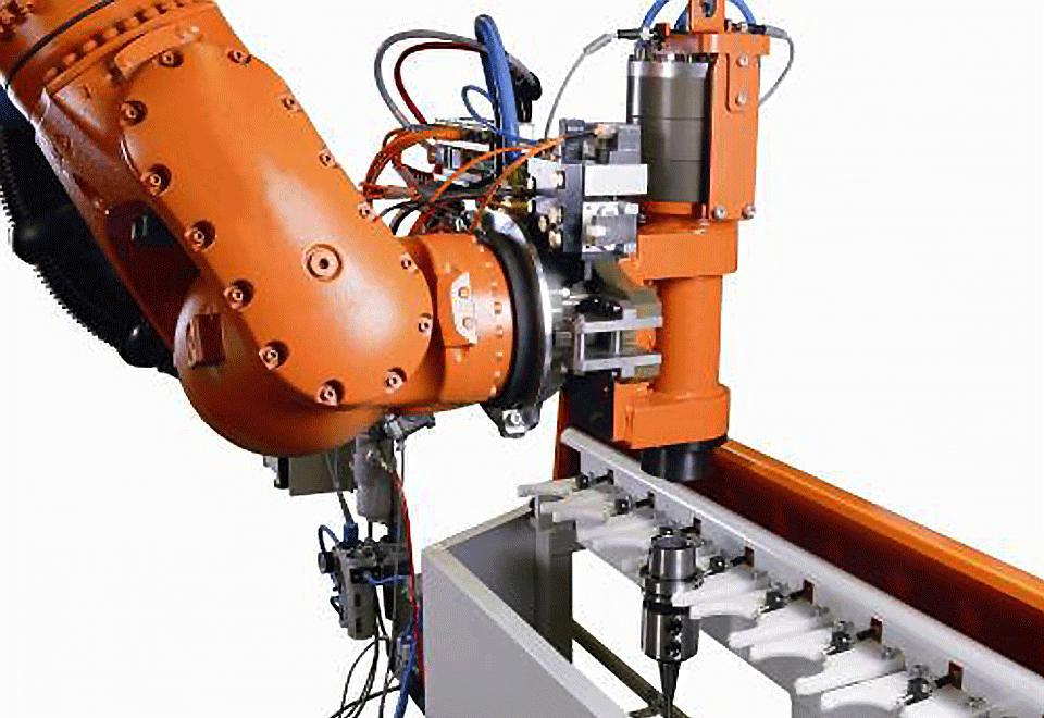 抛光机器人
