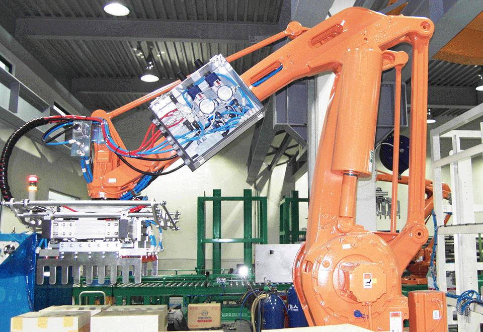 码垛机器人