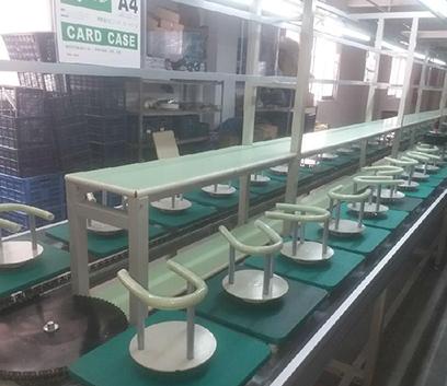 电风扇生产线