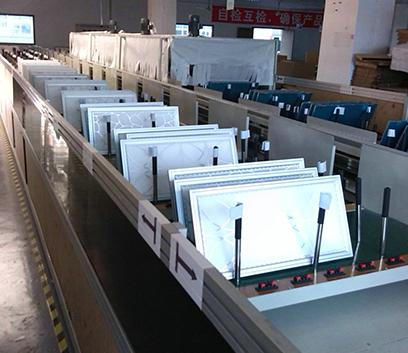 LED面板生产线