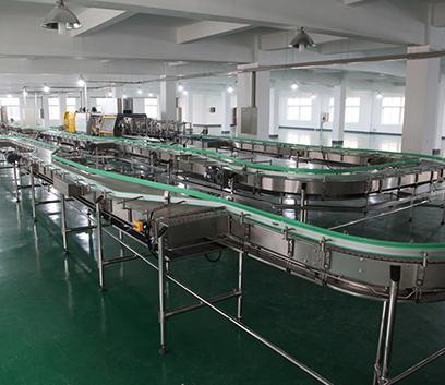 小型饮料生产线