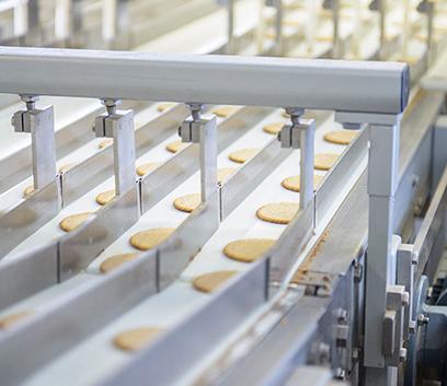 食品加工生产线