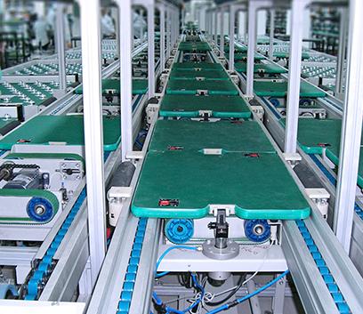 锂电池包装生产线