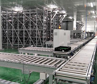 锂电池自动化生产线