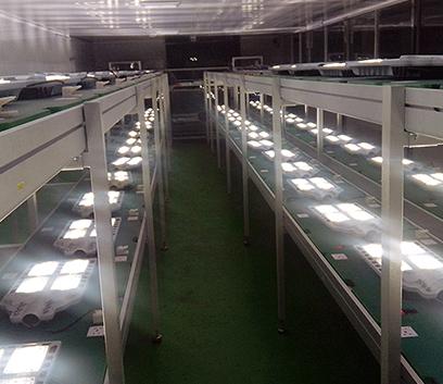 LED老化检测线